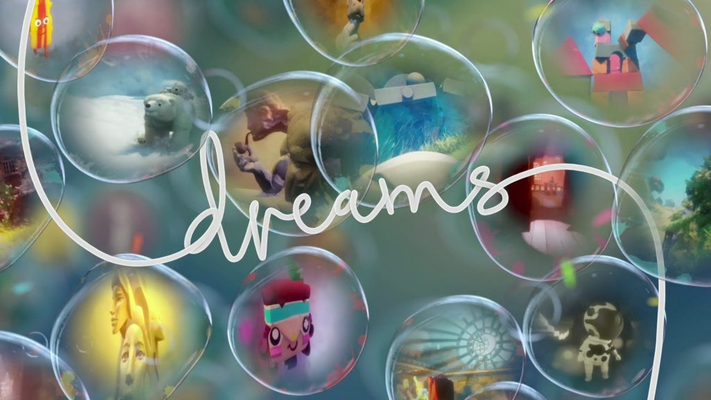 Media Molecule Dreams